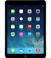 Apple iPad Air (Retina) met iOS 7