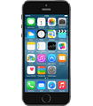 Apple iPhone 5s (Model A1457) met iOS 8