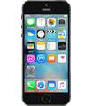 Apple iPhone 5s met iOS 9 (Model A1457)