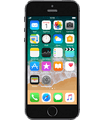 Apple iphone-5s-met-ios-11-model-a1457