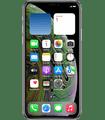 Apple iphone x met ios 15 model a1901