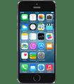 Apple iPhone 5S mit iOS 8